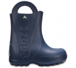 Handle It Rain Boot Kids - Navy C10