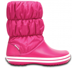 Winter Puff Boot Women Candy Pink/Candy Pink