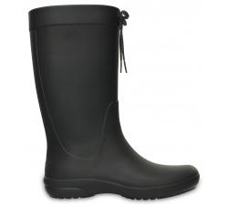 Crocs Freesail Rain Boot Black