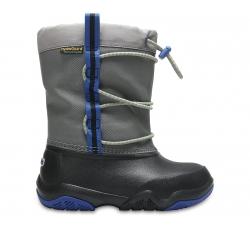 Swiftwater Waterproof Boot K Blk/BlJ C6