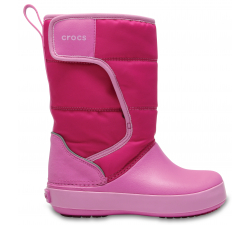 LodgePoint Snow Boot K Candy Pink/Party Pink