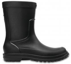 AllCast Rain Boot M Blk/Blk M7