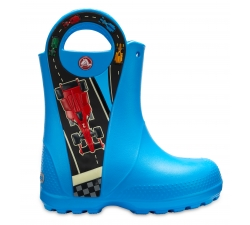 Handle It Graphic Boot K Ocean C11