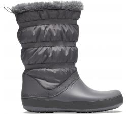 Crocband Winter Boot W Charcoal W10