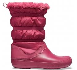 Crocband Winter Boot - Pomegranate W10