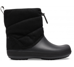 Crocband Puff Boot W Black W10