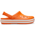 Crocband Orange/White