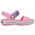 Crocband Sandal Kids Carnation/Blue Violet