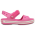 Crocband Sandal Kids Candy Pink/Party Pink