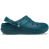 Classic Lined Clog Evergreen