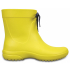Crocs Freesail Shorty RainBoot Lemon