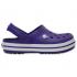 Crocband Clog K Ultraviolet/White