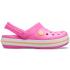 Crocband Clog K Electric Pink/Cantaloupe