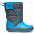 LodgePoint Snow Boot K Slate Grey/Ocean