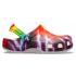 Classic Tie Dye Graphic Clog K Multi