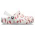 Classic Seasonal Grphc Clg K White/Red