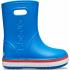 Crocband Rain Boot K Bright Cobalt/Flame