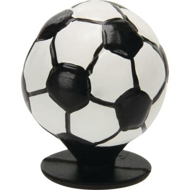 Odznačik Jibbitz - 3D Soccer Ball