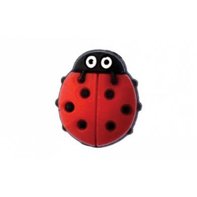 Odznačik Jibbitz - Ladybug