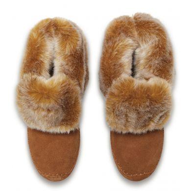 Hnědé dámské semišové kotníkové boty TOMS Zahara Bootie