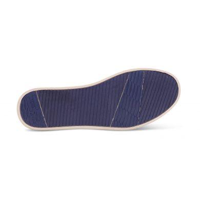 Modré pánské TOMS Dark Denim Slip-On