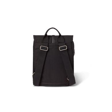 Černý plátěný batoh TOMS
