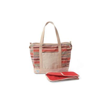Barevná kabelka TOMS pro maminky