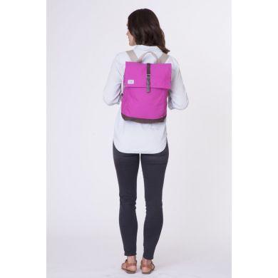 Fialový plátěný batoh TOMS