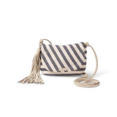 Modrobílá malá kabelka TOMS