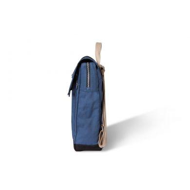 Modrý plátěný batoh TOMS