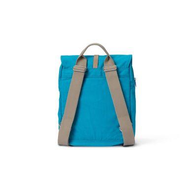 Tyrkysový plátěný batoh TOMS