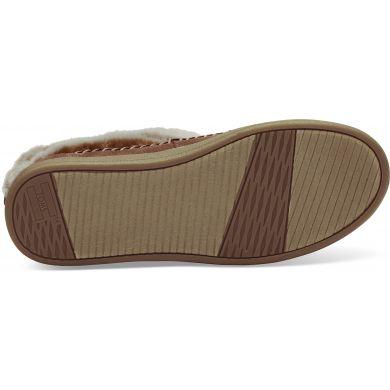 Hnedé dámské semišové vysoké boty TOMS Nepal