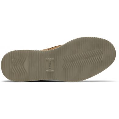 Pánske hnedé semišové členkové topánky TOMS Porter