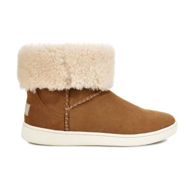 Topánky UGG Mika Classic Sneaker Chestnut