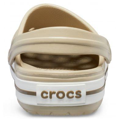 Crocband Cobblestone/Walnut