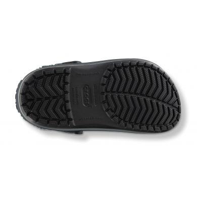 Crocband Mammoth Kids Black/Graphite