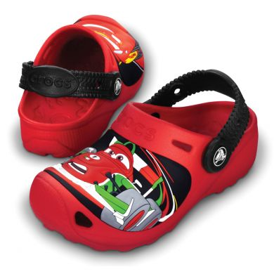 Cars 2 Custom Clog