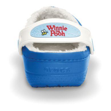 Winnie the Pooh Eeyore Lined Clog