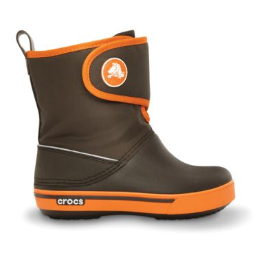 Crocband II.5 Gust Boot Kids