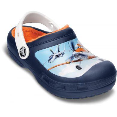 Creative Crocs Planes Lined Clog