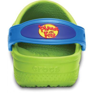 Creative Crocs Phineas & Ferb Clog Kids