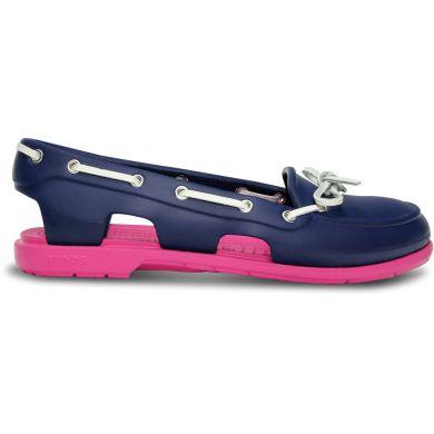Beach Line Boat Shoe Women