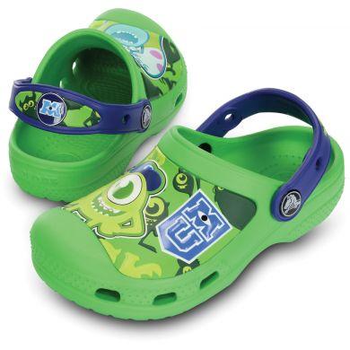 Creative Crocs Monsters Clog