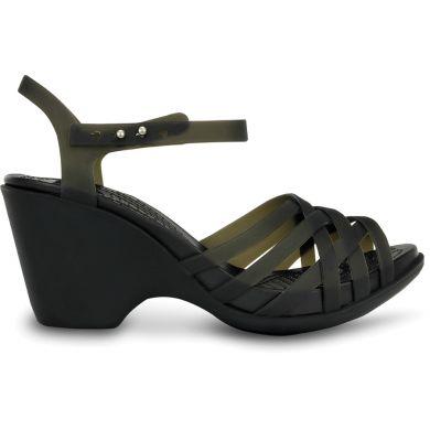 Huarache Sandal Wedge