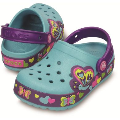 CrocsLights Butterfly Clog