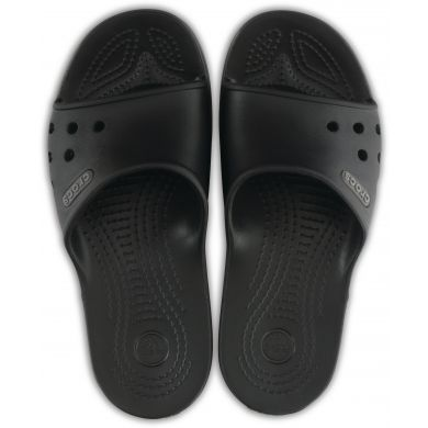 Crocband II Slide Black/Graphite