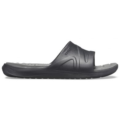 Reviva Slide Black/Slate Grey