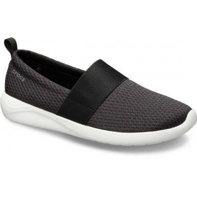LiteRide Mesh Slip On W Black/White