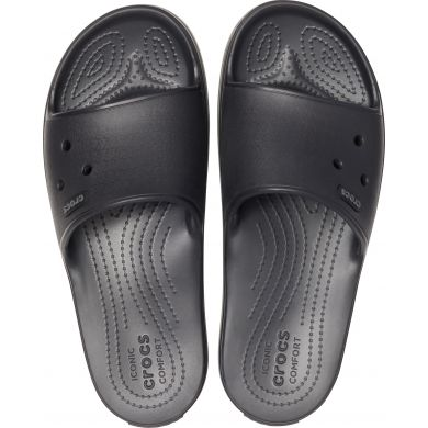 Crocband III Slide Black/Graphite