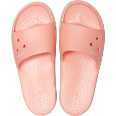 Crocband III Slide Melon/Ice Blue